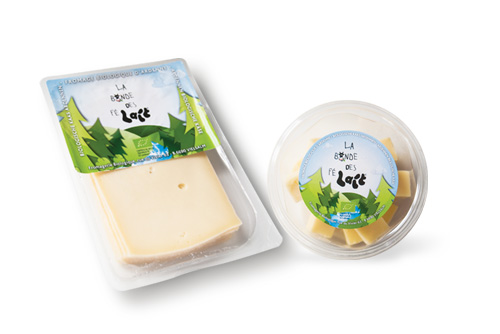 Bande de Fé Lait, from the flavour of milk to that of a good organic cheese… Walloon, naturally !